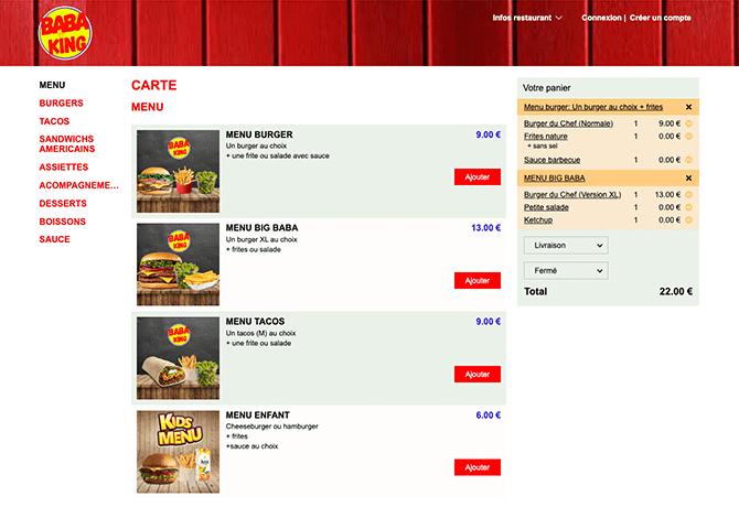 Baba_King_portfolio_livepepper_online_ordering_restaurant