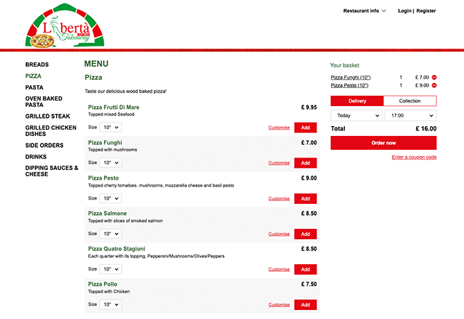 Liberta_Takeaway_portfolio_livepepper_online_ordering_restaurant