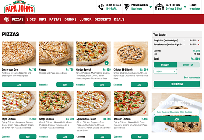 papa-johns-livepepper-ordering-online