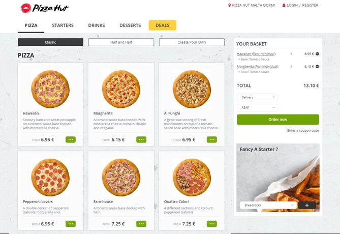 commande-en-ligne-restaurant-pizza-hut-livepepper