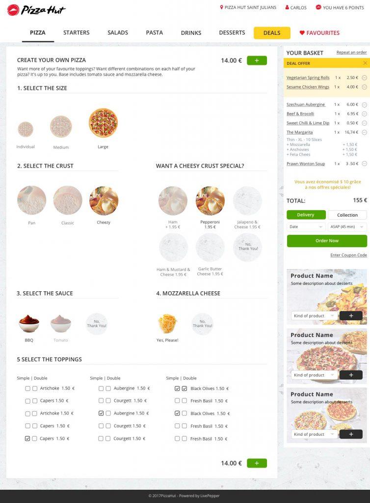 online-ordering-livepepper