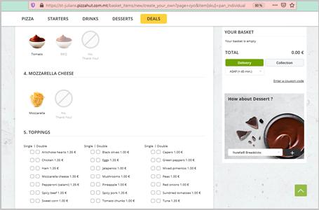 pizzahut-livepepper-online-ordering-restaurant