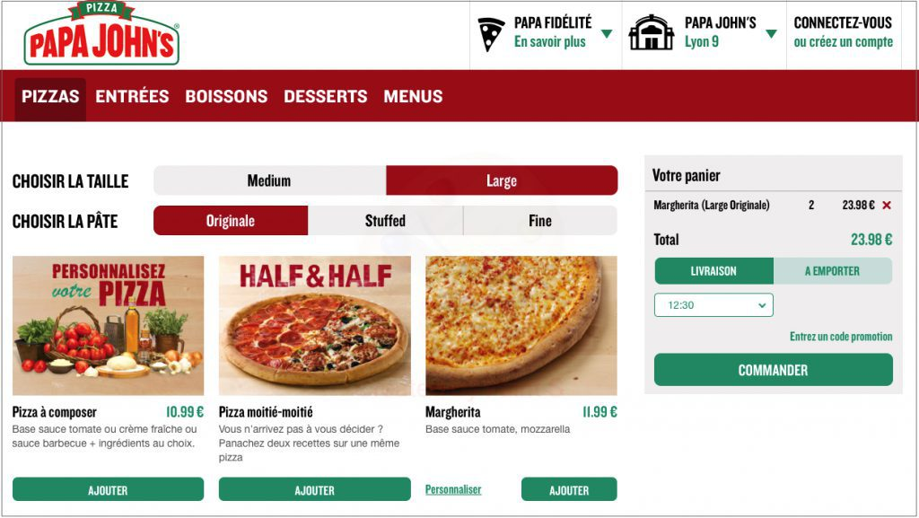 papa_johns_livepepper_online_ordering