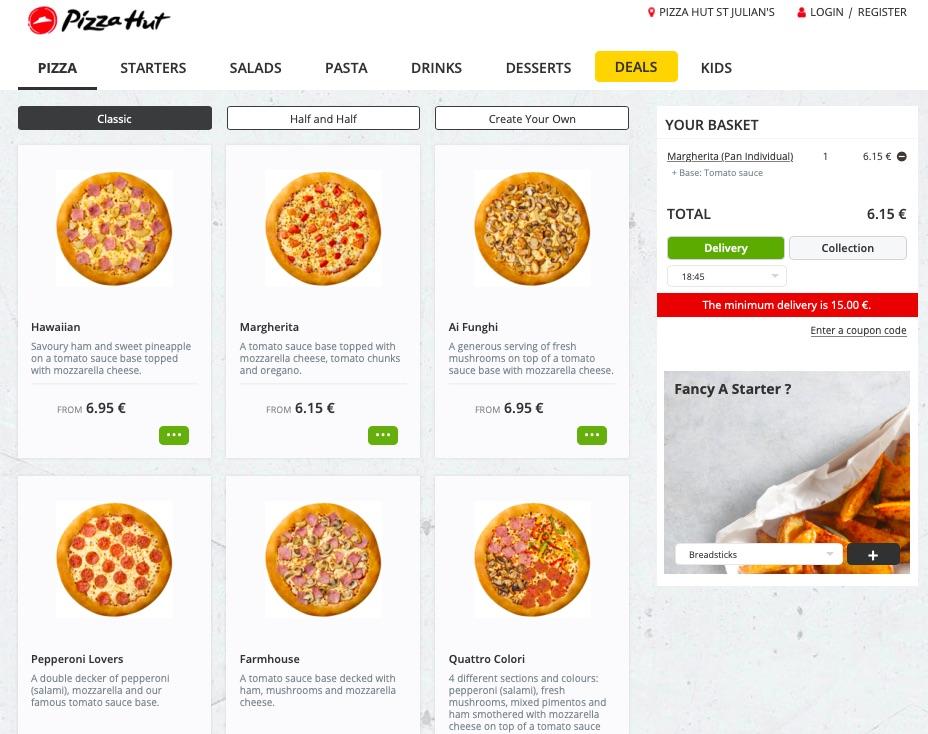 online-ordering-livepepper-pizzahut