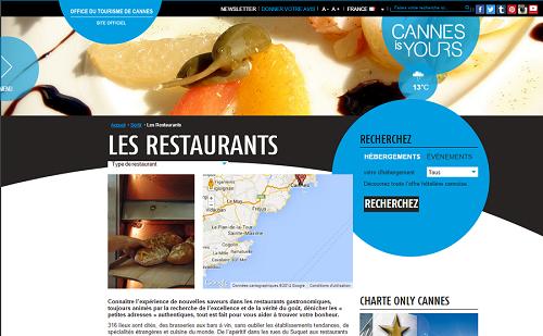 Référencement site Internet restaurant